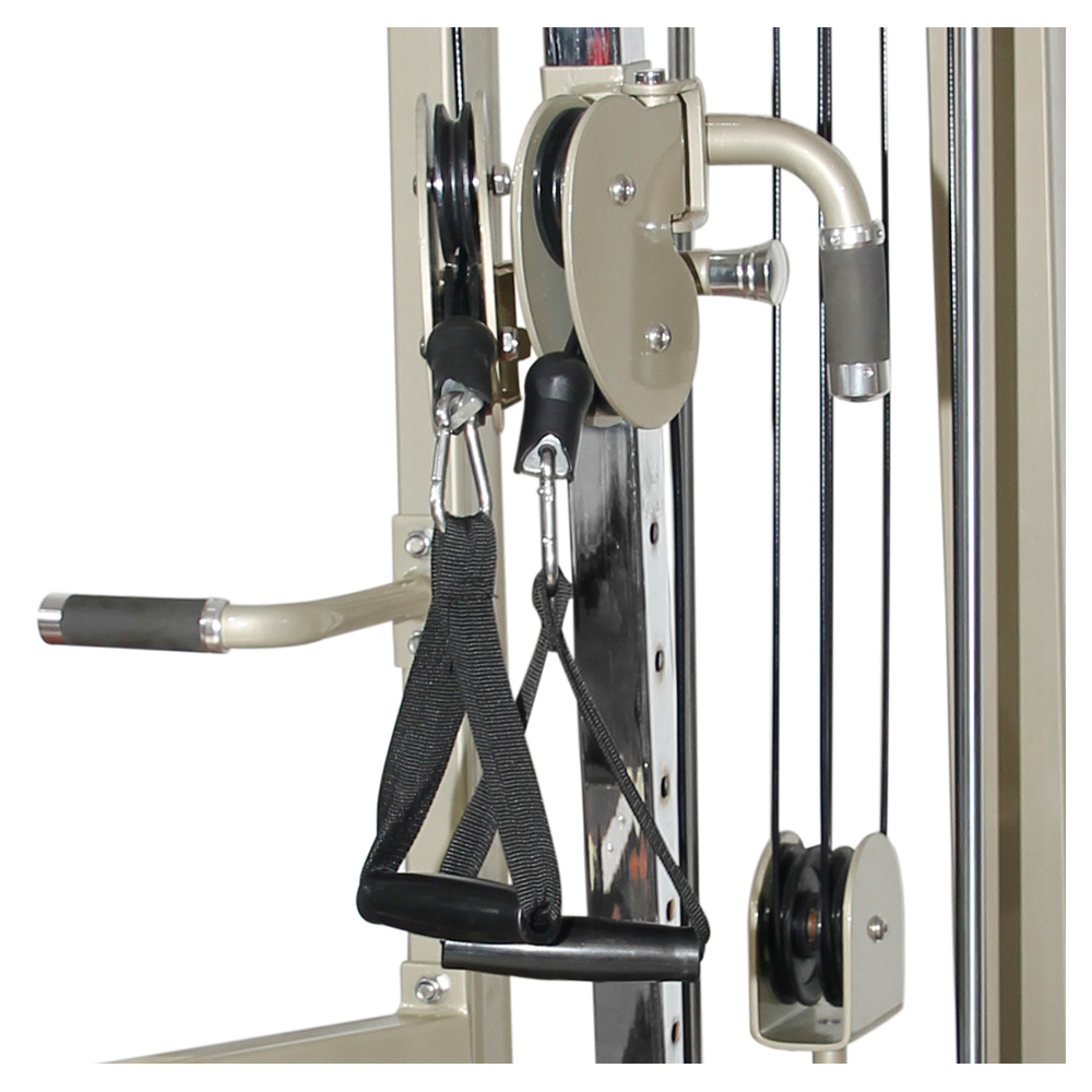 PF-1010 Double Pulley Machine
