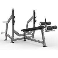 FW-1003 Olympic Decline Bench