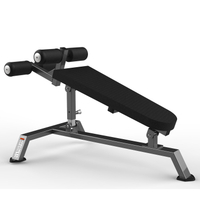 FW-2013 Adjustable Abdominal Bench