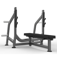 FW-1001 Olympic Flat Bench